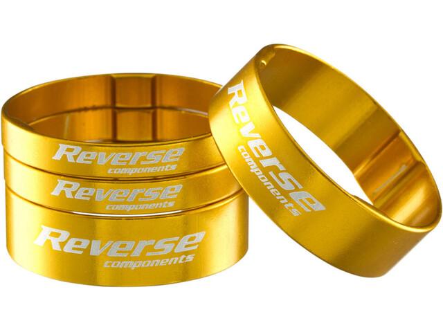 "Reverse Spacer Set Alloy Ultra- Light - 1,1/8"" Or"